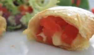 Empanadas au Poivron Rouge et au Comté