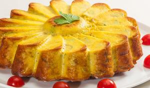 Tajine tunisien au fromage