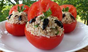 Tomates à l'antiboise