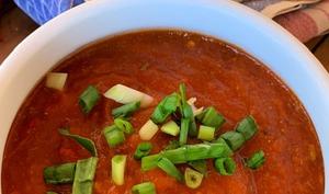 La salsa roja