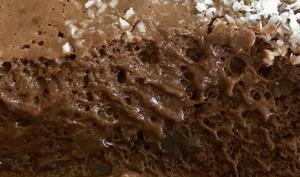 Mousse au chocolat sans oeuf
