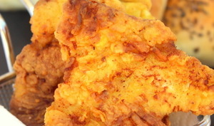 croquettes de poulet