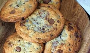 Cookies de Levain Bakery