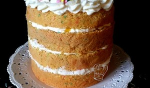 Naked Cake mangue