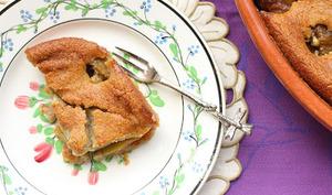 Gâteau de figues au fonio