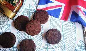 Biscuits Bourbon