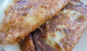 Bricks à la viande hachée et pommes de terre