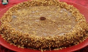 Gâteau chocolat noisettes sans beurre