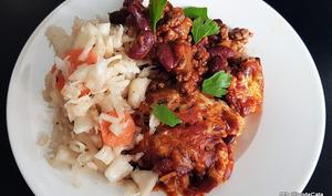 Chili con carne' facile
