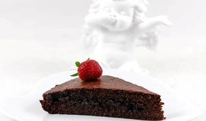 Gâteau moelleux chocolat betterave