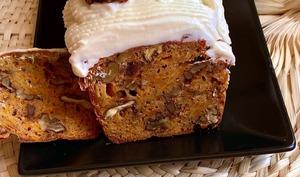 Carotte cake aux noix