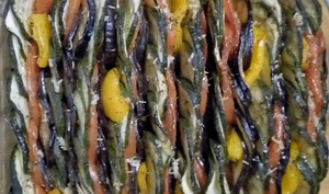 Le tian de légumes à la provençale