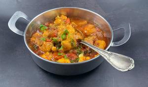Curry de Madras au poulet