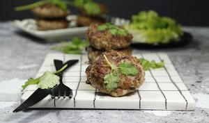 Galettes de viande