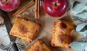 Chaussons aux pommes et mangue