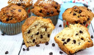 Muffins au levain