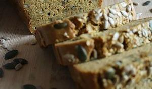 Cake carottes aux graines