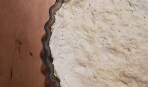 Pâte brisée au fromage blanc