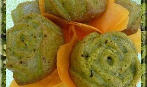 Bouquet de cakes verts Matcha