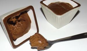 Mousse extra chocolatée