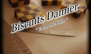 Biscuits damier