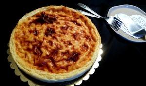 Flan Pâtissier ou Parisien aux Spéculoos | Gourmandise Assia