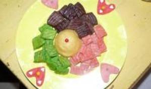 Gnocchis Multicolores