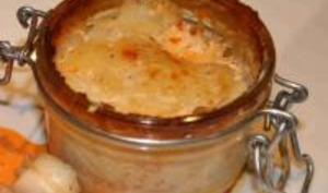 Gratin Dauphinois au Chorizo