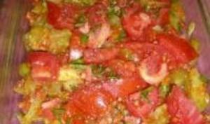 Hachis Parmentier au Chorizo