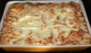 Lasagnes à la Luciana