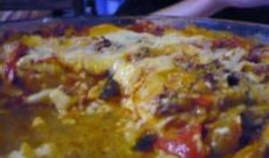 Lasagnes aux Tomates et Courgettes