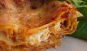 Lasagnes Bolognaises à la Brousse