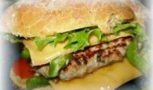 Le Burger Provençal