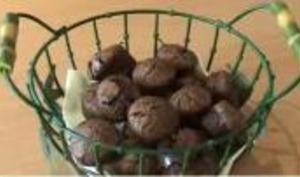 Mini muffins aux pépites