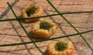Mini-Tartelettes de Noix de Pétoncles