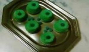 Muffins aux Gommes de Menthe