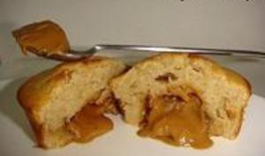 Muffins Coeur Fondant Spéculos