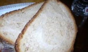 Pain au Levain de Seigle - pour 3 pains
