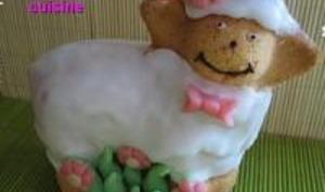 Pakito, le Petit Mouton de Pâques