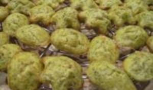 Petites Bouchées au Pesto