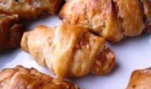 Petits Croissants au Boursin