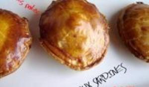 Petits Pâtés ou Friands à la Sardine