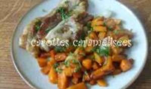 Poitrine de Veau et Carottes Caramélisées