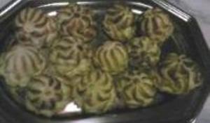 Pommes Duchesse à la Muscade