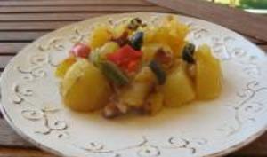 Ragoût de Pommes de Terre à la Provençale