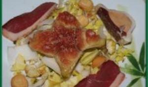 Salade d'Endives aux Figues