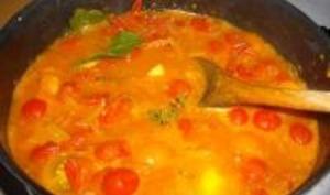 Sauce Tomate en Conserves