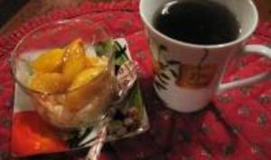 Timbales de Riz au Lait et Pommes Caramélisées