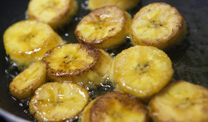 Elles sont cuitas les bananas... ou pas !