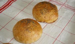 Buns ou les petits pains à burgers